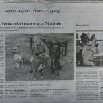 Article dans Ouest France